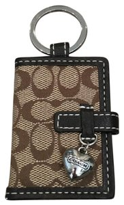 Coach Coach Picture Frame Keychain