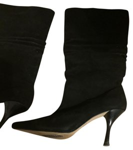 Seychelles Knee-high Suede Comfortable Black Boots
