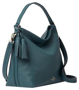 Kate Spade Satchel in Emerald