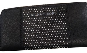 Michael Kors Studded Saffiano Continental