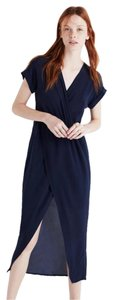 Navy Blue Maxi Dress by Madewell