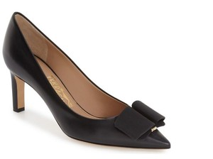 Salvatore Ferragamo Mimi 70 Mimi Pumps Black/Nero Flats