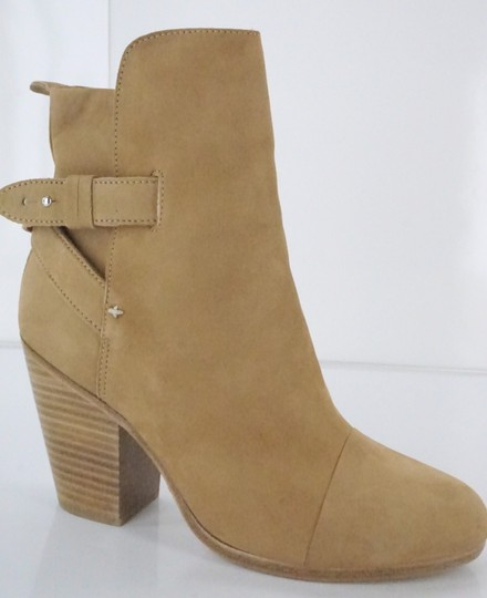 Rag & Bone 6113014 Pump Kinsey Ankle Brown Boots Image 1