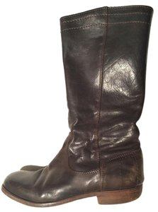 Fiorentini + Baker brown Boots