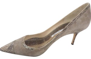 Manolo Blahnik 6113001 Pumps