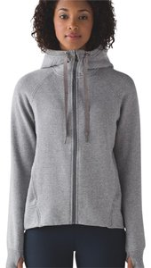Lululemon NWT lululemon fleece please hoodie gray 4