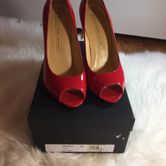 Marc by Marc Jacobs red Pumps Image 3