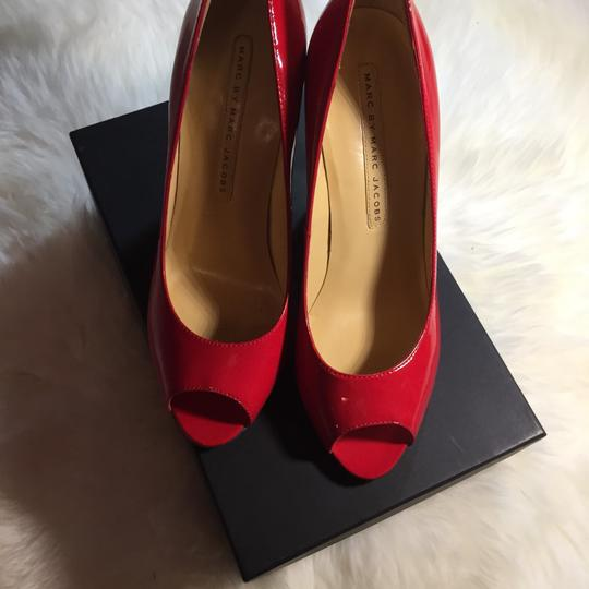 Marc by Marc Jacobs red Pumps Image 5