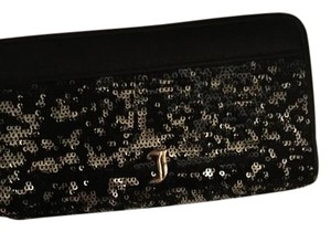 Juicy Couture Sparkly Black Wallet Juicy Couture