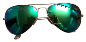 Ray-Ban classic 58mm aviators
