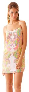 Lilly Pulitzer short dress Hotty Pink Easter Shift on Tradesy