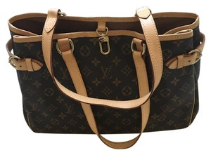 Louis Vuitton Batignolles Satchel