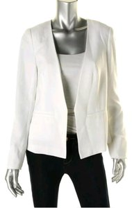 Laundry by Shelli Segal optic white Blazer