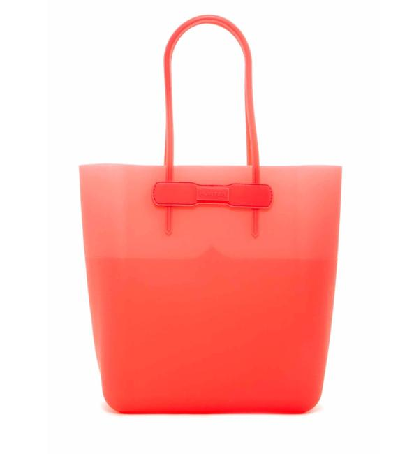 Item - New Weather Friendly Wbs1031sil Watemelon Red/Orange Silicone Tote