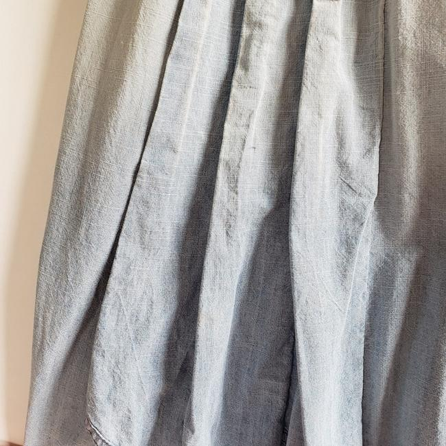 Blue Maxi Dress by Anthropologie Image 6