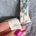Blue Maxi Dress by Anthropologie Image 9
