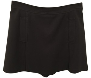 Laundry by Shelli Segal Mini Skirt Navy