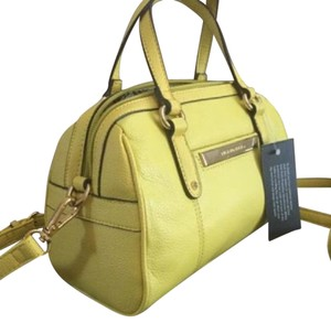 Tignanello Satchel in Lemon