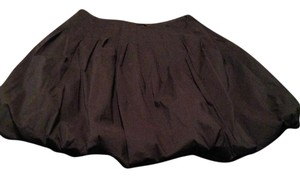 BCBGMAXAZRIA Bcbg Bubble Skirt Black