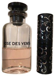 Louis Vuitton Louis Vuitton Rose des Vents Eau de Parfum Filled in 15ML Purse Spray