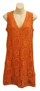 French Connection short dress Orange on Tradesy