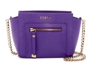 Furla Musa Amelia Ginevra Cross Body Bag