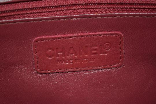 Chanel Leather Tote in Rose