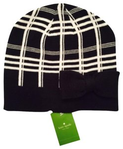 Kate Spade KATE SPADE NEW YORK SCUBA PLAID HAT