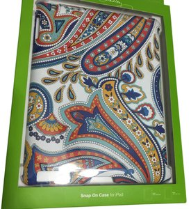 Vera Bradley New VB Marina Paisley iPad Case