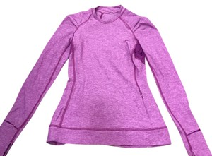 Lululemon Long sleeve fitted with pockets