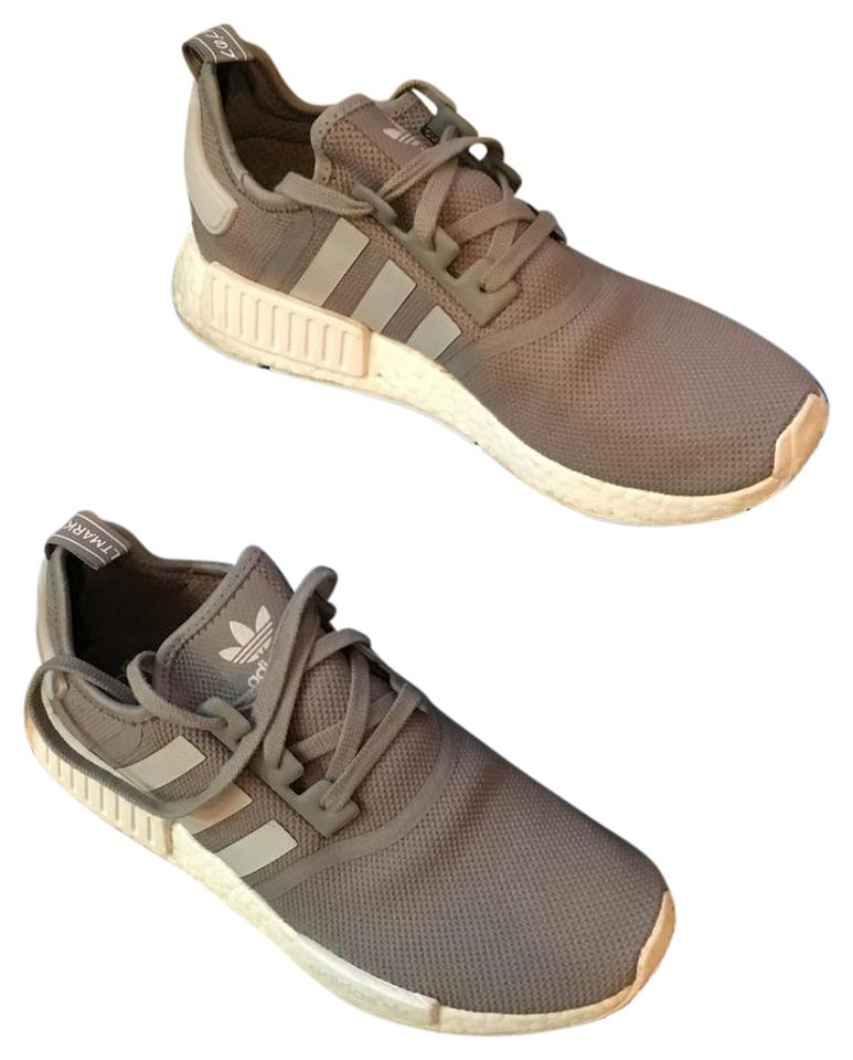 3b866e34f adidas Gray Nmd Mens Sneakers. Size  US 10 Regular (M ...
