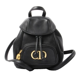 Dior Vintage Calfskin Backpack