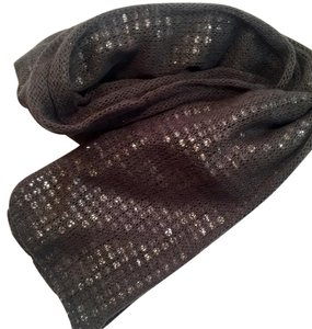 Candie's Sequin Knit Scarf