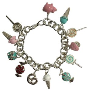 Tiffany & Co. Tiffany & Co. Candy & Cupcake Theme Charm Bracelet