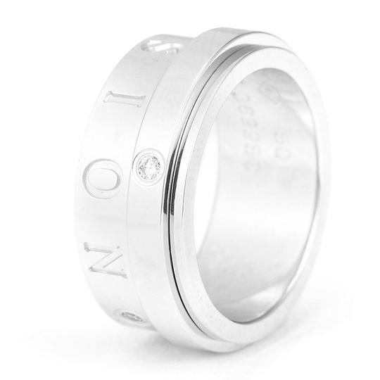 Piaget Piaget Possession 18K White Gold 2 Diamonds Ring, movable Image 2