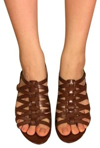 Ann Taylor LOFT brown Sandals