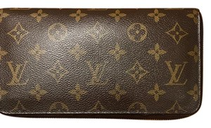 Louis Vuitton Louis Vuitton Monogram Zippy Organizer