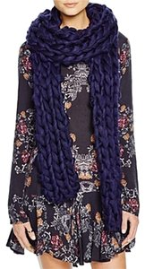 Free People acrylic scarf