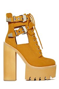Jeffrey Campbell Wheat Boots