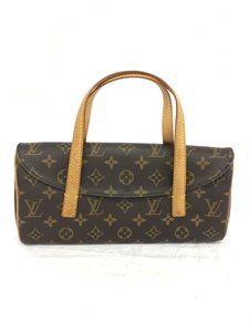 Louis Vuitton Lv Monogram Canvas Sonatine Tote in brown