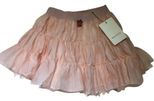 Gucci Baby Skirt LIGHT PINK