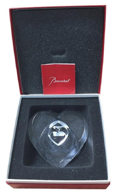 Item - Hearts Of Love Crystal Decoration