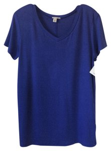 Halogen T Shirt Beautiful blue