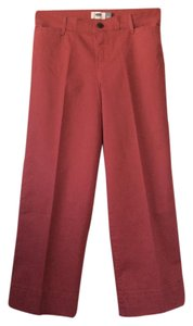Old Navy Capris Coral red