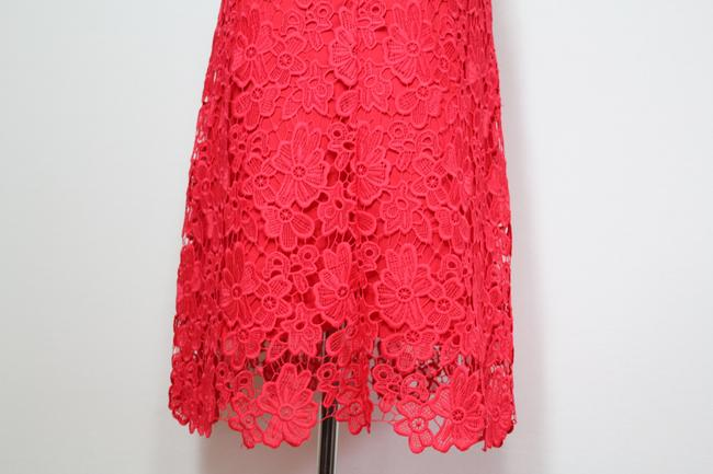 Elie Tahari Night Out Party Lace Floral Bright Dress Image 9