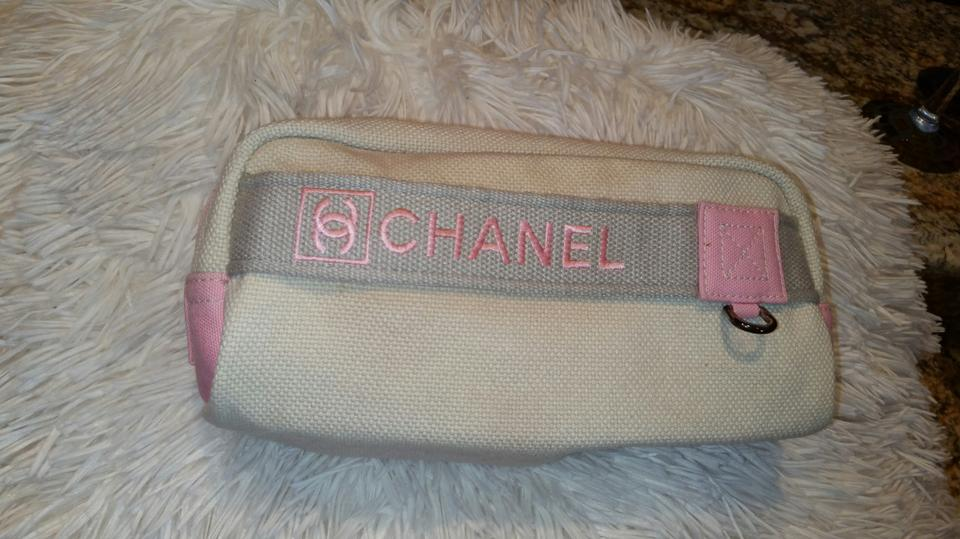 Chanel Cosmetic Bag Pink Jaguar Clubs Of North America
