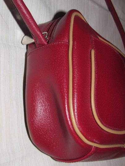 Furla Petite But Roomy Great Everyday Mint Vintage Dressy Or Casual Unique Yet Classic Shoulder Bag Image 2