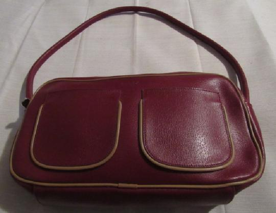 Furla Petite But Roomy Great Everyday Mint Vintage Dressy Or Casual Unique Yet Classic Shoulder Bag Image 7