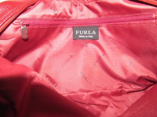 Furla Petite But Roomy Great Everyday Mint Vintage Dressy Or Casual Unique Yet Classic Shoulder Bag Image 9