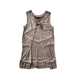 Marc by Marc Jacobs short dress Bronze Metallic on Tradesy
